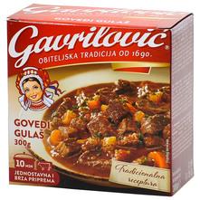 Gavrilović Goveđi gulaš 300 g