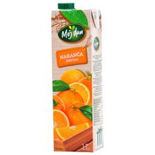 Moj dan Nektar naranča 1 l