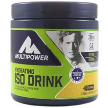 Multipower Hydrating Iso Drink fresh lemon 420 g