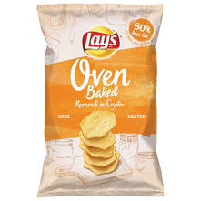 Lay`s Oven Baked Čips slani 125 g