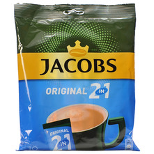 Jacobs Original 2in1 Instant napitak od kave 10x14 g
