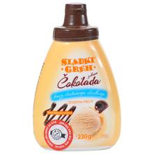 Sladki greh Preljev čokolada 230 g