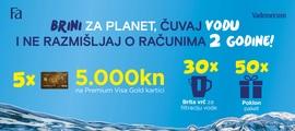 Brini za planet, čuvaj vodu i ne razmišljaj o računima 2 godine