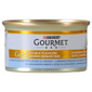 Purina Gourmet Gold Hrana za mačke morska riba u umaku s špinatom 85 g