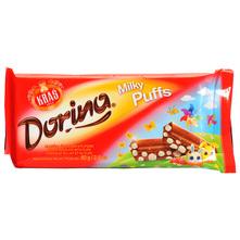 Dorina Čokolada milky puffs 80 g