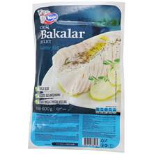 Ledo Bakalar crni filet 600 g