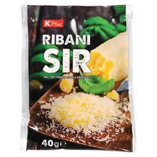 K Plus Ribani tvrdi sir 40 g