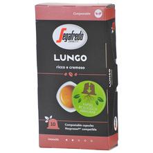 Segafredo Lungo kava 51 g (10 kapsula)