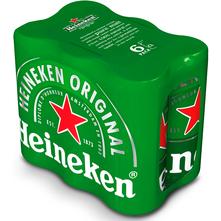 Heineken Svijetlo pivo 6x0,40 l