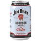 Jim Beam bourbon whiskey&cola 330 ml
