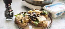 Pečeni Aretos s grillanim povrćem