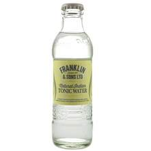 Franklin Natural Indian Tonic Water gazirano piće 0,2 l