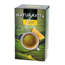 Naturavita Zeleni čaj s limunom 40 g