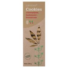 Cannona Cookies s konopljom, bademom i brusnicom 150 g
