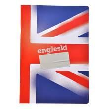 Bilježnica funkcionalna engleski