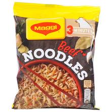 Maggi Noodles Jelo s rezancima, s okusom govedine 59,2 g
