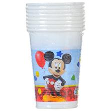 Disney Mickey Plastične čaše 2 dc 8/1