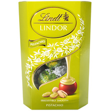 Lindt Lindor Čokoladni desert pistachio 200 g