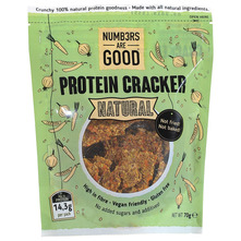 Numbers Are Good Protein Cracker natural 70 g