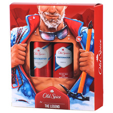Old Spice The Legend Whitewater set