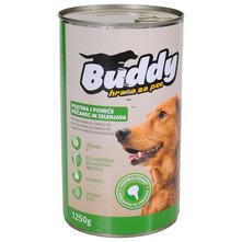 Buddy Hrana za pse piletina, povrće 1250 g