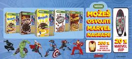 Nagradni natječaj - pronađi moći svoje obitelji i osvoji Marvel nagradu