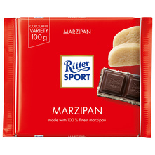 Ritter Sport Čokolada marzipan 100 g