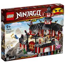Lego Samostan Spinjitzua