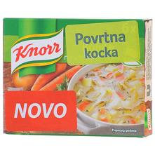 Knorr Povrtna kocka 60 g
