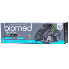 Biomed Zubna pasta charcoal 100 g