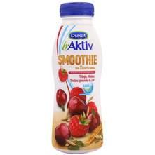 Smoothie b'aktiv sa žitaricama i komadićima voća 330 g Dukat