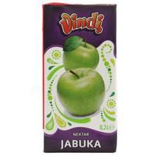 Vindi nektar jabuka 0,2 l