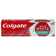 Colgate Max White Clay&Minerals Zubna pasta 75 ml