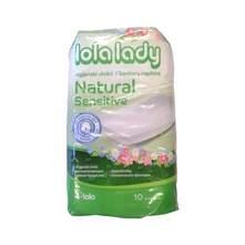 Lola Lady higijenski ulošci (zelena/plava/roza) 10/1
