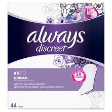 Always Discreet Normal Ulošci za inkontinenciju i osjetljiv mjehur 44/1