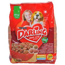 Purina Darling Hrana za odrasle pse govedina 3 kg
