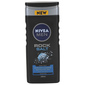 Nivea Men Rock Salt gel za tuširanje 250 ml