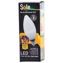Sole LED žarulja 4W E14