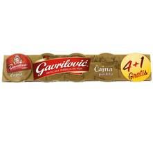 Gavrilović Čajna pašteta 5x50 g 4+1 gratis