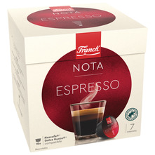 Franck Nota Espresso kava, 16 kapsula, 112 g