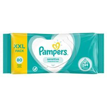 Pampers Sensitive Vlažne maramice 80/1