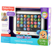 Fisher Price Tablet razine znanja