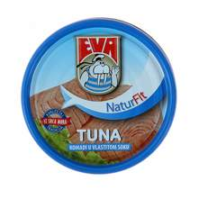 Eva tuna komadi naturale 112g