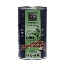 Power Dog Premium Hrana za pse perad, riža 1240 g