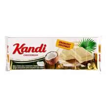 Kandi crunchy kokos čokolada 220 g
