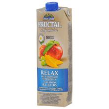 Fructal Superior Relax Negazirano piće 1 l