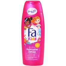 Fa Kids Šampon i gel za tuširanje za djevojčice 250 ml