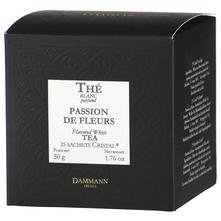 Dammann Freres Passion De Fleurs Bijeli čaj s aromom cvijeta marakuje 50 g