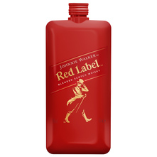 Pocket Johnnie Walker Red Label Blended scotch whisky 0,2 l