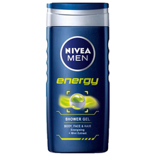 Nivea Men Energy Gel za tuširanje 250 ml